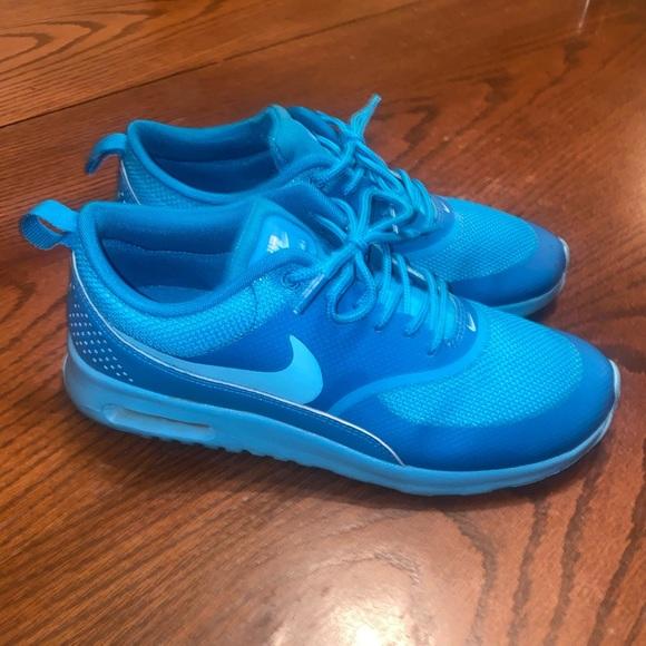 Nike Shoes | Nike Air Max Thea Blue